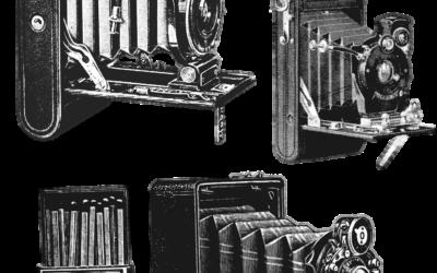 Berømte fotos fra begyndelsen af det 19. århundrede