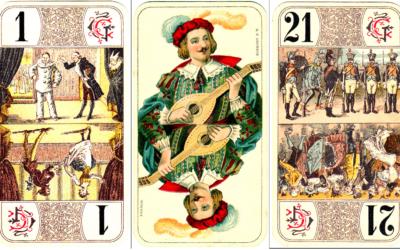 Tarotkortenes historie